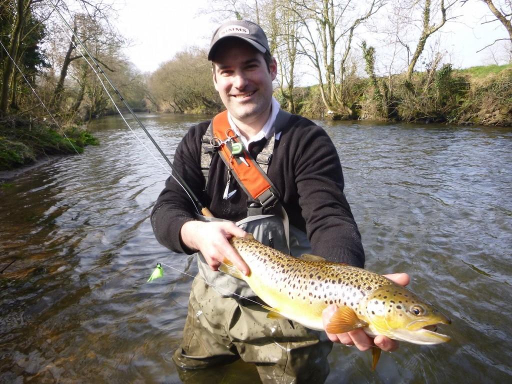 Des O'Rourke wist met een vis van 52 cm op deze openingsdag onze Vangst van de Week te winnen – wat een start van het nieuwe seizoen!