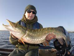 J.J. Flanagan en zijn Ennell-snoek zijn de Vangst van de Week winnaars.