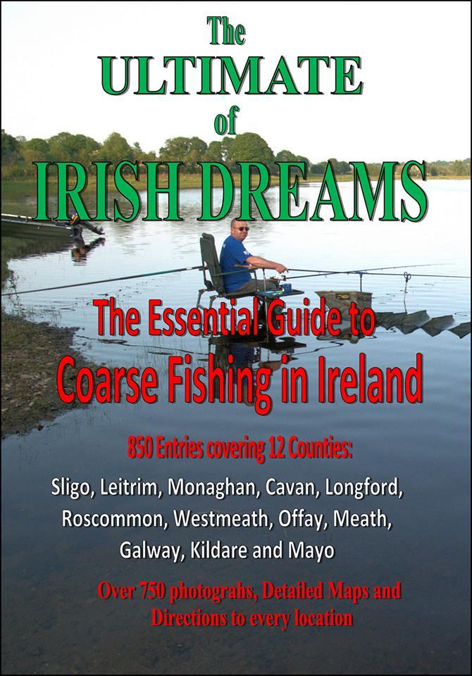 book cover: The Ultimate of Irish Dream