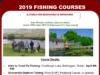 Cursussen vissen op zalm, zeebaars en snoek deze zomer